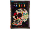 Sugar Skull Printed Tissues