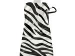 Zebra Print Reusable Water Bottle