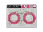 2 Pack plate hangers