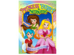 Fairytale coloring and activity book