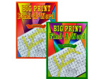 Big Print Find-a-Word Puzzle Book