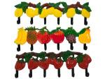 Key Holder Fruit Design