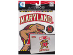 Maryland Terps Removable Laptop Stickers