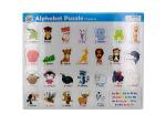 27 piece alphabet puzzle