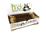 Bamboo Back Scratcher Countertop Display