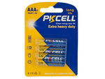PKCELL Heavy Duty AAA Batteries