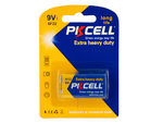 PKCELL Heavy Duty 9V Battery