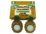 Pineapple tealight candle holders