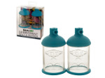 Spraypaint Can Salt & Pepper Shakers Set