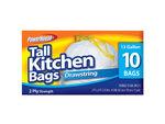 Tall Kitchen Drawstring Bags Set