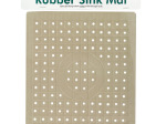 Square Rubber Sink Mat