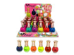 Bubble Gum Nail Lacquer Countertop Display