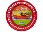 Round Barbecue Baskets