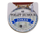 Toilet Humor Joke Card Box