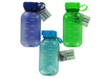 Choice plastic sports bottles, 20 oz. each