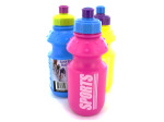 Sports bottle with sipper top