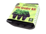 4 Pack miniature seeder kit