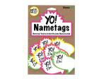 Yo! Nametags