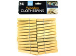 Wooden Clothespins Set
