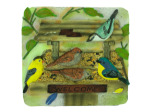 birdfeeder plaque 38267