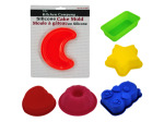 Silicone Cake Mold Assortment