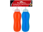 2 piece 60 gram sauce bottle