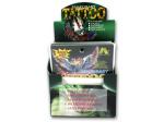 Temporary body art tattoos