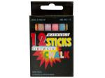 Multi-color Chalk Sticks Set