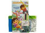 Dora the Explorer Color Your Own Bag