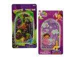 Assorted Dora & Ninja Turtles Licensed Kids' Pinball Game