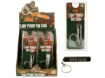 Hunting Laser Pointer Key Chain Countertop Display