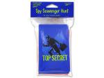 spy scavenger hunt game cards 24 glue game cards per pack