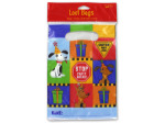 Rescue Pals construction-themed loot bags, set of 8