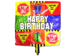 mylar balloon 19 x 19 in.