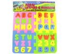 Foam Letter & Number Puzzle