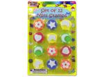 Foam mini stamps