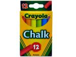 Crayola Colored Chalk Sticks Set