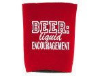 Red Cup Theme Beer Can Holder