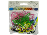 Mythical stretchy bands, pack of 24