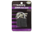 30MM Iron lock with keys