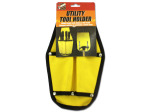 Assorted utility tool holders for belts