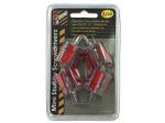 4 Pack miniature stubby screwdriver set