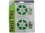 Twist Tie Spools with Cutters