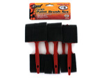 Foam Paint Brush Set
