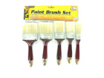 5 Pack paint brush set