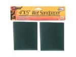 40 Pack wet sandpaper