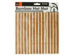 Bamboo Hot Mat