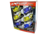 Super power motorcycle racers play set
