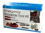 Travel roadside tool kit