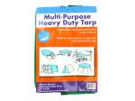 Multi-purpose tarp